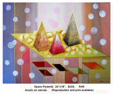 A05 Space Pyramid