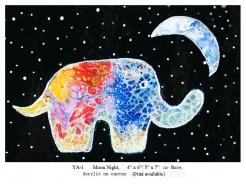 YA-1  Moon Night