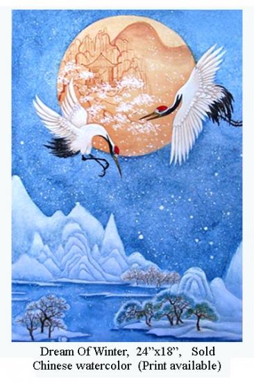 B30 Dream Of Winter