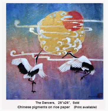 B22 The Dancers