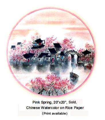 L25 Pink Spring