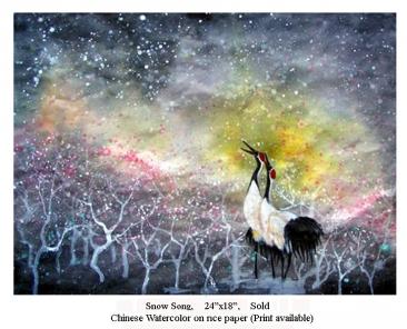 B19 Snow Song